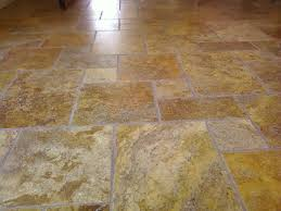 Versailles Tile Pattern Travertine by Scabos Brushed Chiseled Edger Versailles Pattern Travertine