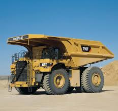 Rigid Dump Truck / Electric / Mining And Quarrying - 795F AC ...