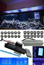 led aquarium light controller diy sunset wireless dimmable 60w led aquarium light with