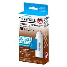Thermacell Mosquito Repellent Patio Lantern Refills by Earth Scent Mosquito Repeller Refill Single Pack Thermacell
