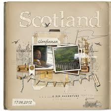 10 best Scrapbook scotland images on Pinterest
