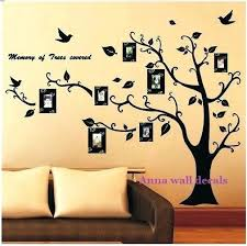 Wall Decor Stickers Target by Wall Decor Stickers For Bathroom Vinyl Decals Tree And