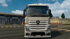 Review Mercedes-benz Actros 2014 — Allgermancars.net