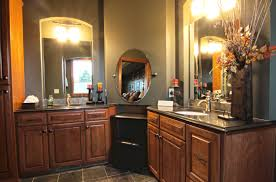 Modern Master Bathroom Vanities by Bath Portfolio Town And Country Interiors