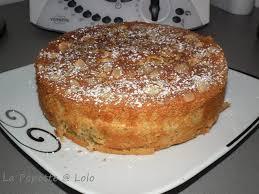 gâteau magique à la noisette au thermomix la popotte à