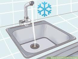Best Method To Unclog Kitchen Sink by 3 Ways To Avoid Kitchen Sink Blockages Wikihow