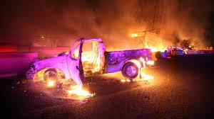 Gas Tanker Explosion Kills At Least 20 Near Mexico City | NCPR News Russian Truck Gas Explosion Hd Tanker Truck Fire Kills More Than 100 People In Gerianile Tanker Fire Kills Driver Temporarily Shuts Down I270 And Us Explodes Closing I94 Near Detroit Chicago Tribune Overturned Causes Massive Atwater Driver Dies At The Scene Propane Gas Explosions In Jackson Hole Wy At Amerigas Nevada County Wreck Update Authorities Recover Victims Of Fatal Arrested Umvoti Drivers Released Zuland Obsver Explosion Gnville The Daily Gazette Injuries From Modern Sales Pittston Pa Watch A Fuel Burst Into Massive Fireball On Louisiana Energy Accidents Wikipedia