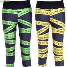 online get cheap yellow capri pants aliexpress com alibaba group