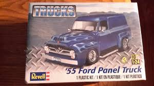 Revell Plastic Model 854337 1/24 1955 Ford Panel Truck | EBay 1940 Gmc Panel Truck For Sale Classiccarscom Cc1018603 Fichevrolet Truckjpg Wikimedia Commons Black Bandit Series 1939 Chevrolet 164 Scale Rm Sothebys 1947 Ford Toronto Intertional Spring Royalty Free Cliparts Vectors And Stock Illustration Fast Lane Classic Cars 1958 Cc1129635 1959 F100 F128 Kissimmee 2017 Press Photo Usa Covers The Fo Flickr Amazoncom Ertl Die Cast Trust Worthy 1932 Bank With