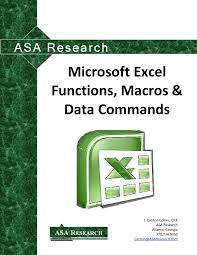 Ceilingprecise Function Excel by 2010 Excel Functions Macros And Data Commands Manual As Of March
