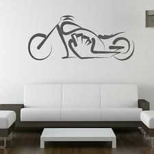 Attractive Charming Harley Davidson Wall Mural Part 9 Decal Design Modern Classic Categories