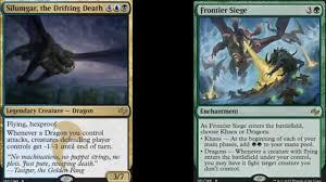 mtg deck ideas magic the gathering fate reforged deck ideas