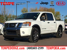 Nissan Titan For Sale In Phoenix, AZ 85003 - Autotrader Buy A Used Car Truck Sedan Or Suv Phoenix Area Peterbilt Dump Trucks In Arizona For Sale On Sales Repair Az Empire Trailer Folks Auto Cars Dealer Nissan Dealership New Craigslist Best Reviews 1920 By Right Toyota Serving Scottsdale And For Less Than 5000 Dollars Autocom In 85028 Autotrader Courtesy Chevrolet L Chevy Near Gndale Used Trucks For Sale In Phoenix