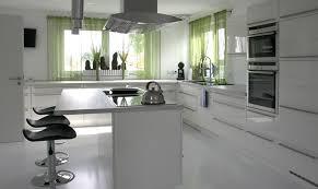 küche in weiß und grün wir bauen unser haus