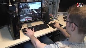 ordinateur de bureau pour gamer un pc de gamer qui soigne sa ligne dell alienware x51