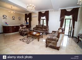 Modern Hotel Reception Hall Interior Design