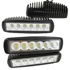 4pcs 6inch Mini 12V 18W Led Tractor Work Lights Bar Off Road 4X4 ... 5inch 40w Led Work Light Bar For Truck Motorcycle Gd Traders Aries Automotive 50 Doublerow 26 Best Of Off Road Lights Home Idea 315 Inch 180w 4x4 Led Curved Tractor Offroad 4wd 72018 F250 F350 Nfab Offroad 30 W Amazoncom Senlips 52 Inch 300w Install Of Westin Bar And Hella 500ff 18watt Vehicle Torchstar Kohree 108w Cree Spotflood Rc Deluxe Package Kit Torch Series Grilles