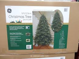 Ge Christmas Trees Costco Connect Led Tree 75 Ft