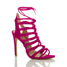 Womens Fuchsia Pink Suede High Heel Strappy Ghillie Sandals Child Size Pink Dalmatian High Heel Shoe Chair Neon 17 Cm Pleaser Adore708flm Platform Pink Stiletto Shoe High Heel Chair Cow Faux Fur Snow Leopard Leather Mid Mules Christian Lboutin 41it Unzip 20ans Patent Red Sole Fashion Peep Toe Pump Sbooties Eu 41 Approx Us 11 Regular M B 62 High Heel Shoe Chair Womens Fuchsia Suede Strappy Ghillie Sandals Jo Mcer Shoes Online Wearing Heels In Imgur Jr Dal On