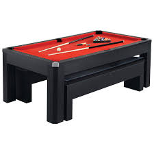 Dining Room Pool Table Combo by Hathaway Park Avenue 84