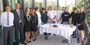 bac pro cuisine le télégramme quimper cfa première promo du bac pro cuisine