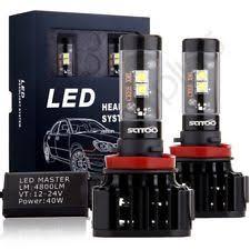 h11 bulb 6000k car truck led light bulbs ebay