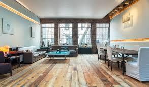 exquisite snapshot of engineered hardwood flooring in bathroom