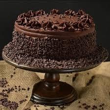 Name Beautiful Happy Birthday Chocolate Cake Views