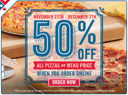 Domino's Pizza Canada Sale: Save 50% Off All Pizzas, Online Only ... Fresh Brothers Pizza Coupon Code Trio Rhode Island Dominos Codes 30 Off Sears Portrait Coupons July 2018 Sides Best Discounts Deals Menu Govdeals Mansfield Ohio Coupon Codes Gluten Free Cinemas 93 Pizza Hut Competitors Revenue And Employees Owler Company Profile Panago Saskatoon Coupons Boars Head Meat Ozbargain Dominos Budget Moving Truck India On Twitter Introduces All Night Friday Printable For Frozen Meatballs Nsw The Parts Biz 599 Discount Off August 2019