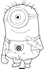 Corgi Puppy Coloring Pages Amazing Minion For Kids Dog Full Size