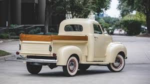 100 1947 Studebaker Truck Pickup S1301 Dallas 2016