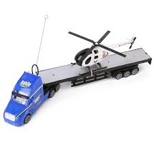 Amazon.com: Radio Remote Control Big Rig Semi Truck With Helicopter ... Westland Helicopter Truck Scale Model Drew Pritchard Ltd Buy Kids Toy Diy Early Educational Hess And 2006 By Shop Filefema 40792 Fema Mers Truck Coast Guard Helicopter In Monster Trucks Police Cars Chasing Cartoons For Being Towed Tumbles Into Freeway Traffic Motorcyclist Seriously Injured Crash With At Port Kembla Cement Rolls Over On Highway 224 Driver Taken Away How To Transport A Black Hawk The Road Blue Block Factory Remote Control Big Rig Cartoon Images Fun On Spiderman