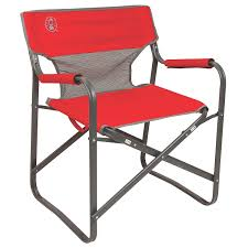 Amazon.com : Coleman 2000019421 Chair Steel Deck Red : Sports & Outdoors The Best Camping Chairs For 2019 Digital Trends Fniture Inspirational Lawn Target For Your Patio Lounge Chair Outdoor Life Interiors Studio Wire Slate Alinum Deck Coleman Lovely Recliner From Naturefun Indoor Hiking Portable Price In Malaysia Quad Big Foot Camp 250kg Bcf Antique Folding Rocking Idenfication Parts Wood Max Chair Movies Vacaville Travel Leisure