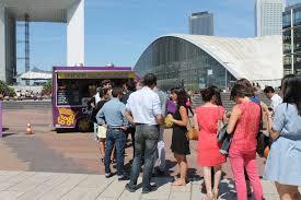 Food Trucks La Défense | Juliet In Paris
