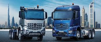 100 Mercedes Semi Truck Benz Commercial Vehicles