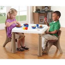 Buy Step2 Write Desk At by Step2 Lifestyle Kitchen Table And Chairs Set Bj U0027s Wholesale Club