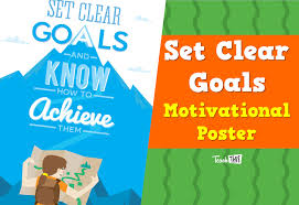 Set Clear Goals