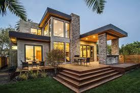 100 Odern House Modern Facade Design