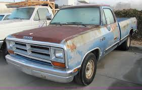 1988 Dodge Ram D-100 Pickup Truck | Item 5155 | SOLD! March ...