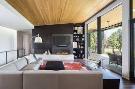 Tolomeo Mega Floor Lamp by Modern Living Room With High Ceiling By Hmhai Zillow Digs Zillow