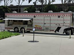 100 In N Out Burger Truck Mobile N Spotted Today I Didnt Know These Existed LosAngeles