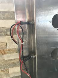 Lynx Gas Patio Heater by Lynx Grill Parts Under The Hood And Behind The Control Panel