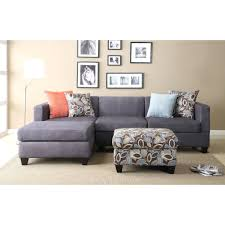 Simmons Flannel Charcoal Sofa Big Lots by Furniture Simmons Manhattan Ottoman Simmons Sectional Simmons