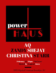100 Powerhaus RA At H0L0 New York