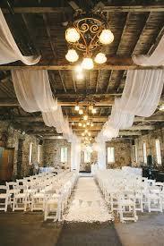 20 Awesome Indoor Wedding Ceremony Decoration Ideas