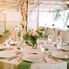 Elegant Wedding Reception Decoration Spring Decorations