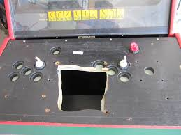 Mortal Kombat Arcade Cabinet Restoration by Mk1 Restore Thread Klov Vaps Coin Op Videogame Pinball Slot