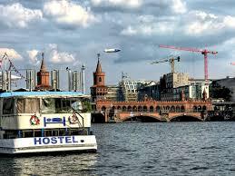 100 Water Bridge Germany Oberbaum In Berlin Hole In The Donut