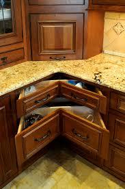 Blind Corner Base Cabinet For Sink by Bathroom Glamorous Blind Corner Kitchen Cabinet Shelving