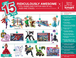 Kmart Christmas Trees 2015 by The Kmart Fab 15 Holiday Toy List For 2015
